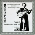 Complete Recorded Works, Vol. 2 (1935-1941) by Memphis Minnie (CD, Sep-2000, Document (USA))