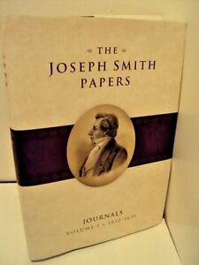 The-Joseph-Smith-Papers-Vol-1-Journals-1832-1839-2008-Hardcover-LDS-BOOKS
