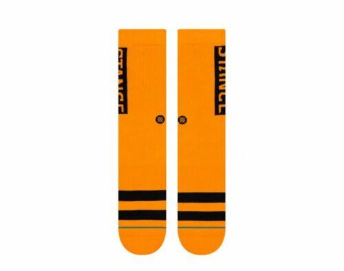 - NWT 6-8.5 Tangerine Medium STANCE Men/'s Crew Socks OG