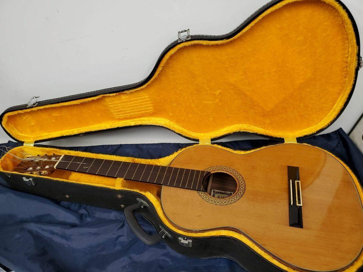 RYOJI MATSUOKA M30 Ryoji Matsuoka Classic guitar  JAPAN beautiful rare EMS F S