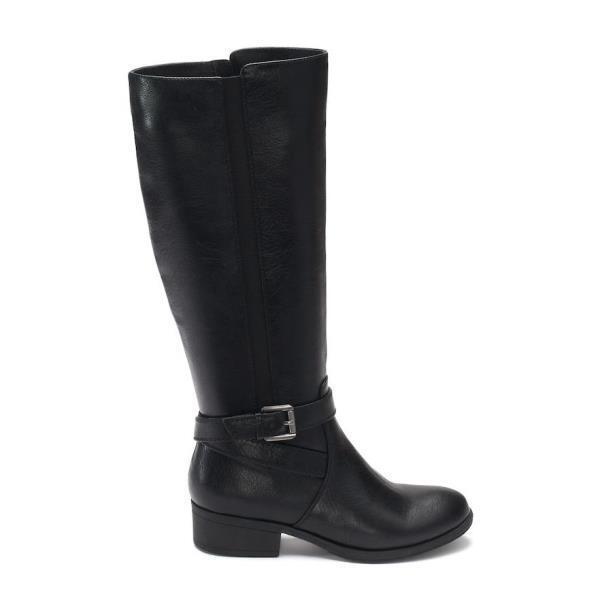 di moda NIB - CROFT & & & BARROW 'ALICE' Donna  nero Knee stivali - 6.5  prodotto di qualità