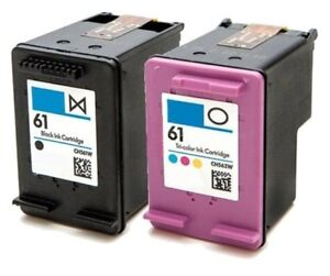 For HP 61 Black For ENVY 4500 4501 4502 4504 4505 5530 5531 5535 Series
