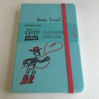 Moleskine Toy Story Disney Pixar Pocket 3.5 X 5.5 Ruled Notebook - Sealed