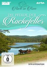 DVD Die Pferde der Rockefeller Hoch zu Ross   Arte Film von Wolfgang Wegner DVD