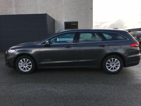 Ford Mondeo 2,0 HEV Titanium stc. CVT billede 1