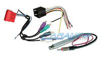 Car Stereo Bose Concert Or Symphony Wiring Harness W/ Amplified Antenna Adapter on sale
