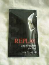 NEU: REPLAY : EDT for him ! MAN Eau de Toilette Men Herren Duft replay 1,2ml
