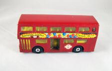 Double-decker Bus Matchbox Super Kings Lesney 1972 The Londoner K-15