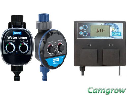 PlanT!T Flood /& Drain Brain Controller /& Hydroponic System Dripper Water Timer
