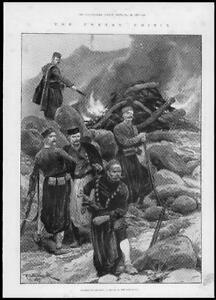 1897-Antique-Print-GREECE-Crete-Crisis-Signal-Mountains-Insurgents-Fire-287