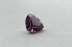 (3x3mm - 16x16mm) Trillion Faceted AAA Lab Created Alexandrite Corundum