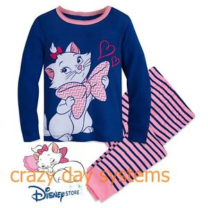 Disney Girls Aristocats Pyjamas