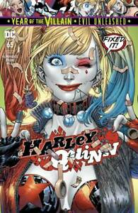 Harley-Quinn-65-YOTV-Evil-Unleashed-DC-Comic-1st-Print-2018-unread-NM