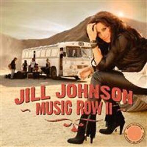 "Jill Johnson - ""Music Row II"" - 2009 - CD Album"