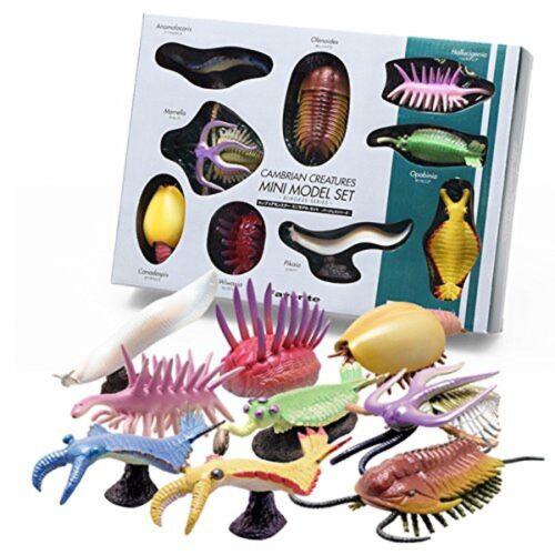 Favorite Cambrian Creatures Mini Model Burgess Series Dinosaur 9set Figure FS