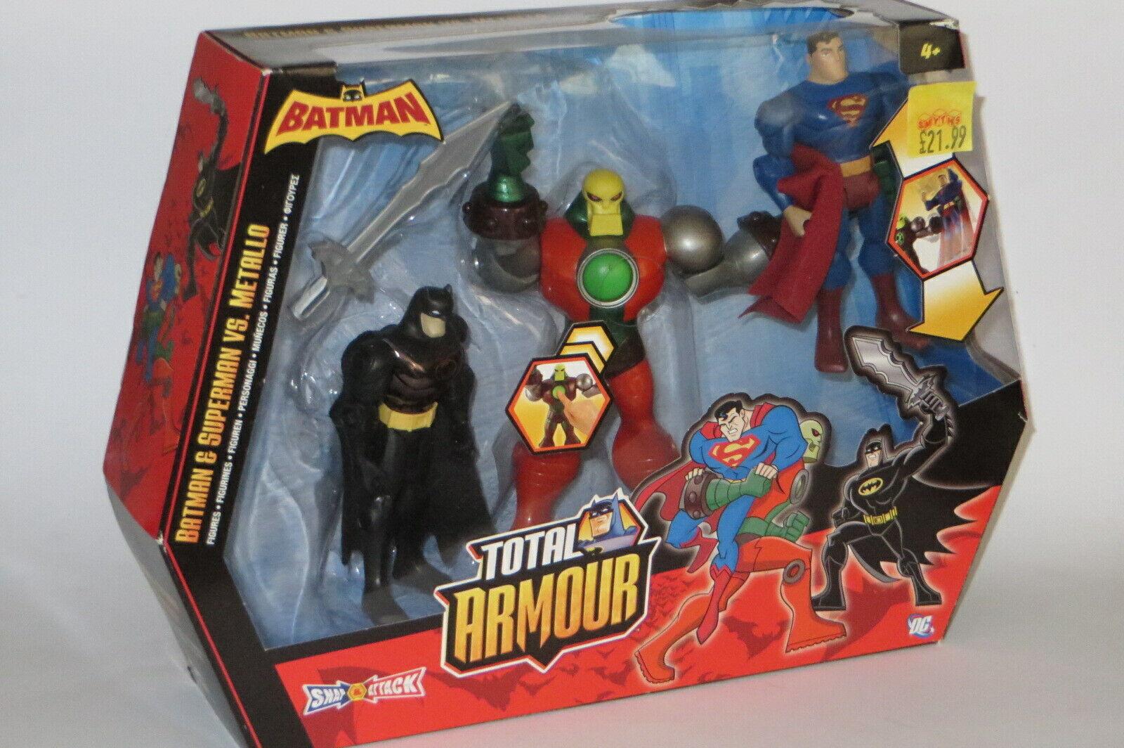 Batman dc pocket super super super heroes figure set robin catwoman two-face mib boxed 66524b