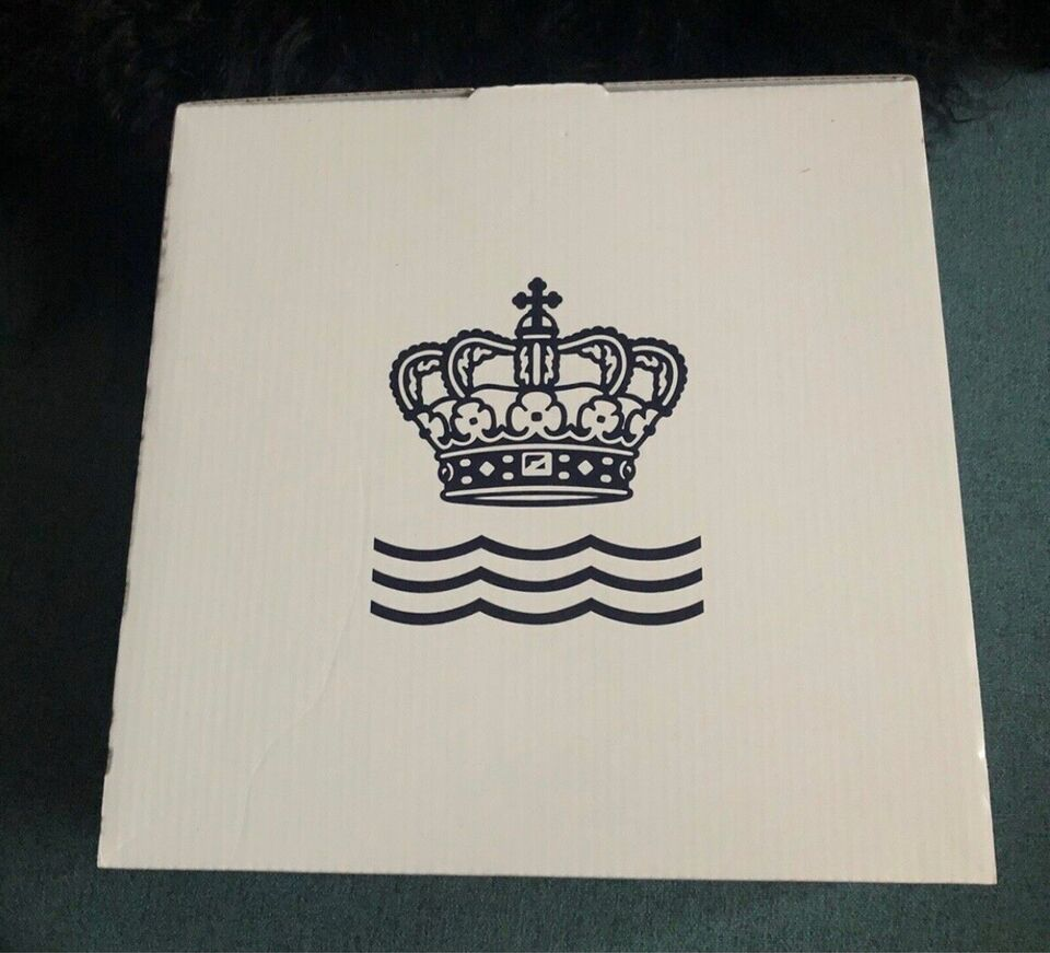 Porcelæn, Royal Copenhagen - Helt nye 26 cl. termo krus ,