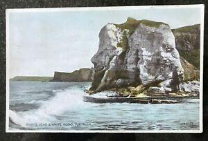 Giant-039-s-Head-amp-White-Rocks-Portrush-Postcard-Northern-Ireland
