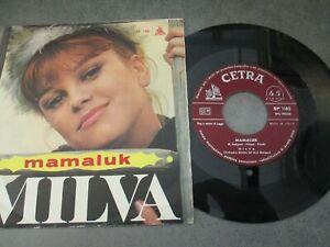 MILVA - MAMALUK - 45 GIRI - 1963