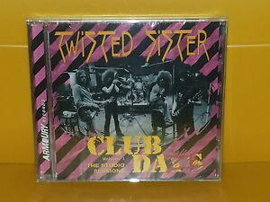 CD-TWISTED-SISTER-CLUB-DAZE-VOL-1-SEALED-SIGILLATO