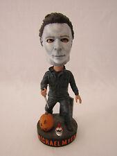 "Very Rare Michael Myers Head Knockers Figurine (Halloween, NECA, 2004) 7"" - 18cm"