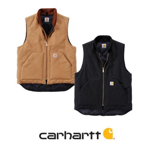 4b4b8818d3922 Trapunta Gilet Arctic Righe A Vest Uomo Carhartt V01 Duck xdI7wqXdn6