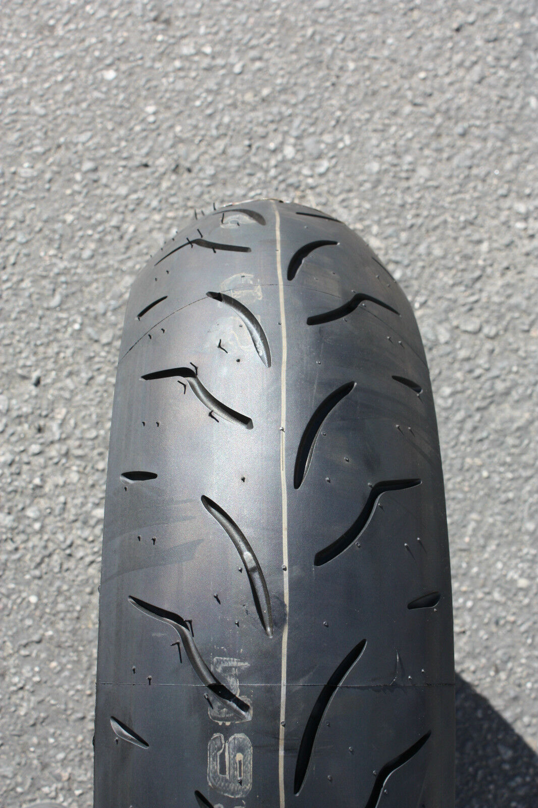 BT-023 BATTLAX REAR MOTORCYCLE TYRE 69W BRIDGESTONE 150//70 ZR17