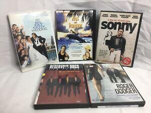 Lot-5-DVD-By-Artisan-amp-HBO-Rerervoir-Dogs-Rodger-Dodger-My-Big-Fat-Greek-Wedding