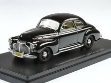 Neo Chevrolet Special De Luxe Coupe 1941 Black 1:43 46990