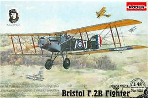 Roden-425-Bristol-F-2B-Fighter-British-1-48-scale-model-airplane-kit-164-mm
