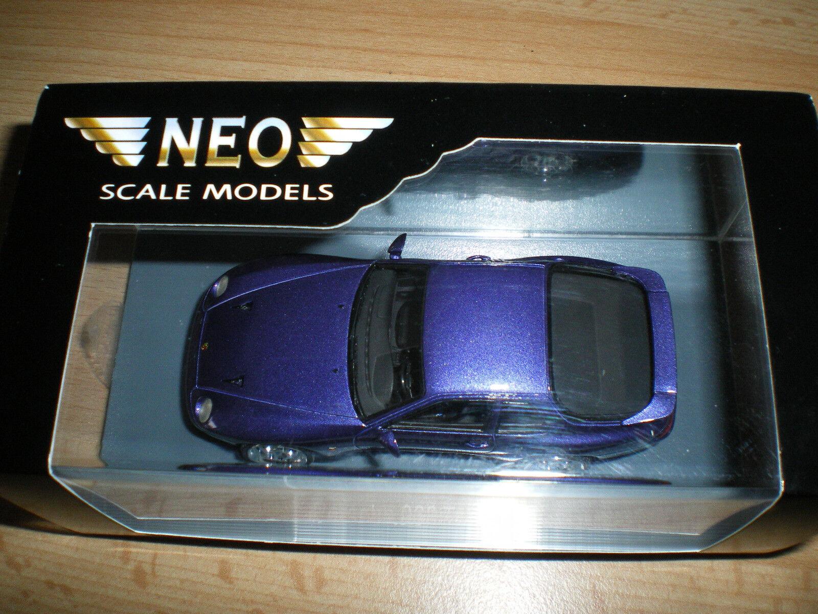 Porsche 968 turbo s  1993 1 43 NEO metallic violet 43835
