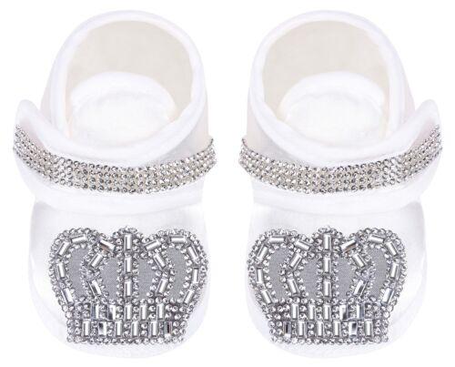 Lilax Baby Boy Newborn Crown Jewels Layette 4 Piece Gift Set 0-3 Months Grey