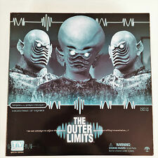 """Sideshow Outer Limits TV Keeper Of The Purple Twilight Ikar Soldier 12"""" Figures"""