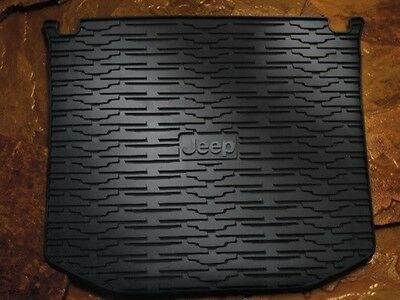 2011-2020 Jeep Grand Cherokee Mopar Cargo Area Mat ...