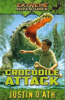 1 of 1 - Crocodile Attack by Justin D'Ath (Paperback, 2005) (#40)