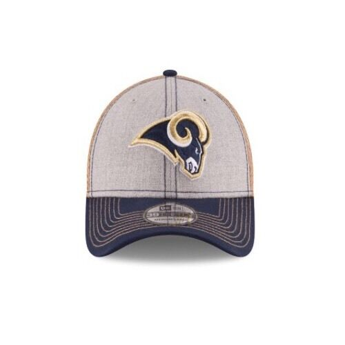 f04646729 2 of 3 Los Angeles Rams New Era 39THIRTY NFL Neo Men s Flex Fitted Cap Hat  - Size
