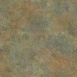 Wallpaper-Old-World-Faux-Venetian-Plaster-Gold-Copper-Blue-Green