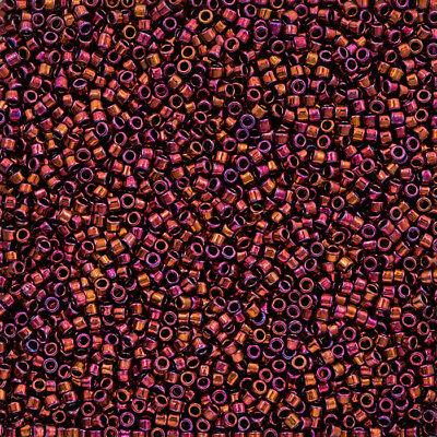 Q94//2 Toho Japanese Seed Beads Round Size 6//0 Dark Bronze 11.5g