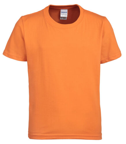 Gildan Softstyle™ Youth Ringspun T-Shirt All Sizes Summer T Shirt Cotton Tee
