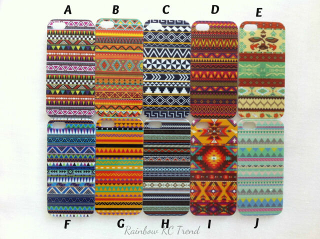 Aztec Tribal Pattern Printed iPhone 5 5s Case iPhone 5/5s for Apple iPhone 5s