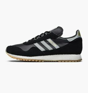 Details about [Adidas] CQ2212 New York Men Women Running Shoes Sneakers Black