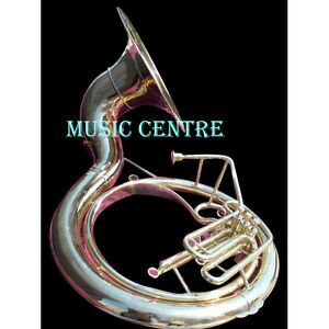 SOUSAPHONE-BIG-25-034-MADE-OF-PURE-BRASS-IN-GOLD-COLOR-CASE-FREE-SHIP-GIG-BAG
