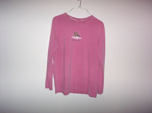 Original Style Life Is Good Womens Medium T-shirt