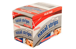 6xNASALITE-disposable-nasal-strips-30s-REDUCE-SNORING-amp-RELIEVE-NASAL-CONGESTION