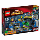 LEGO Marvel Super Heroes Hulks Labor Smash (76018)