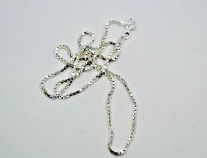 Sterling-Silver-925-Box-24-Chain-1-2-mm-Made-in-Italy-14-16-18-20-22-24-30-034