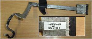 Nappe-Ecran-LCD-421670020003-Packard-Bell-et