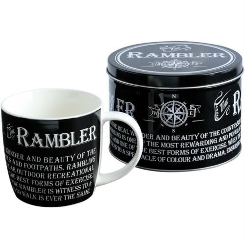 ULTIMATE Cadeau pour Homme 8824 Rambler Walk Mug in Tin
