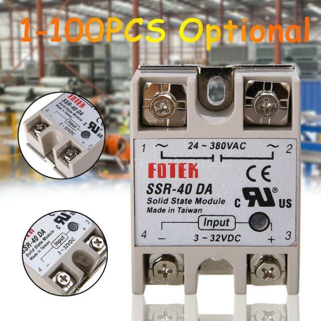 /480/V AC MGR-1/D4810 /32/V DC 24/ Controllo Termprature Solid State Relay SSR 10/A 3/