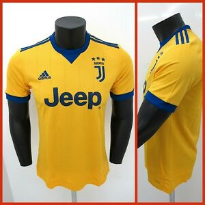 5904ce4e5 ADIDAS official jersey JUVENTUS AWAY BQ4530 col. yellow championship ...